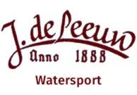 De Leeuw Watersport logo